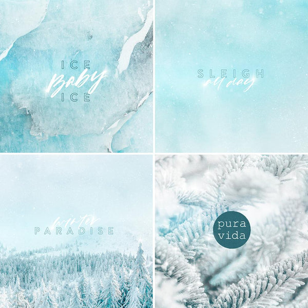 Winter Fresh Digi Downloads