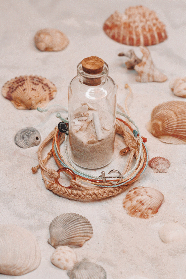 Message in a Bottle: Travel Edition