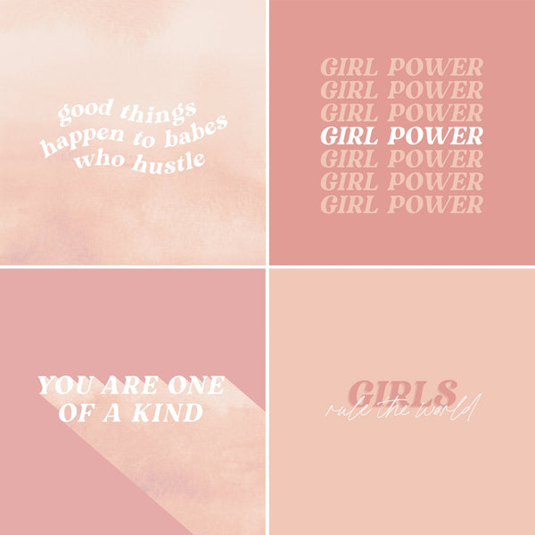 Super Femme Power Digi Downloads