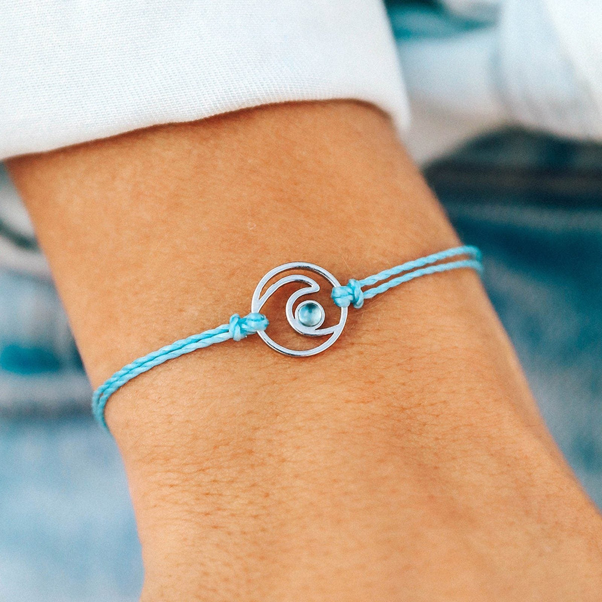 Shimmering Wave Charm 4