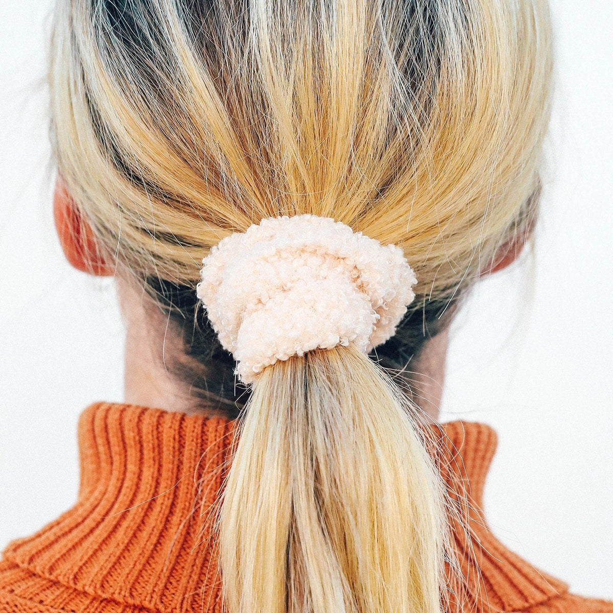 Teddy Scrunchie 5