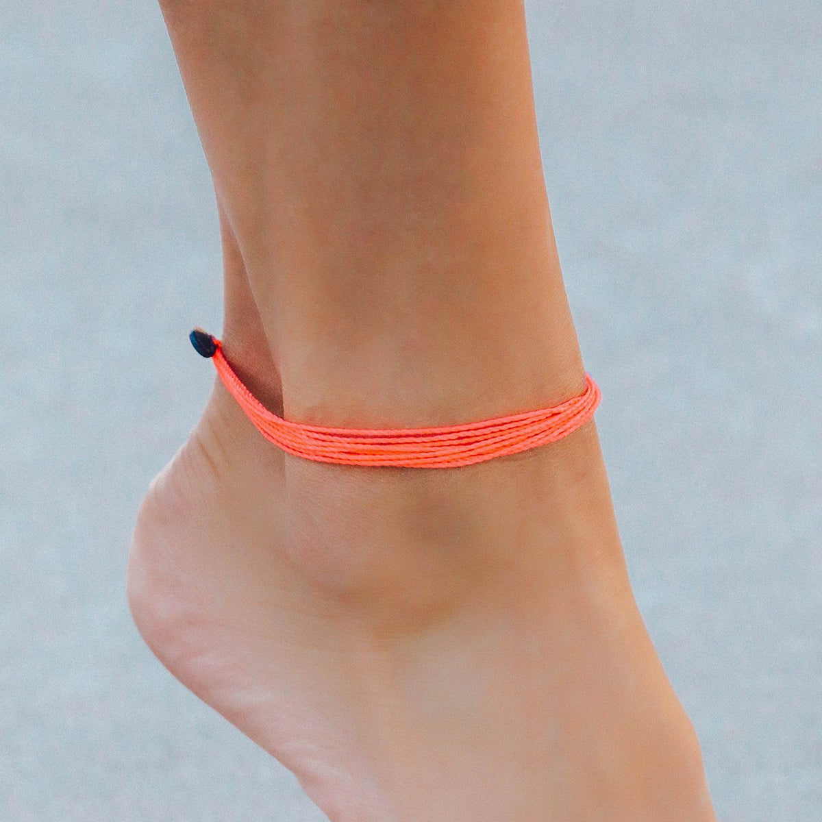 Strawberry Anklet 3