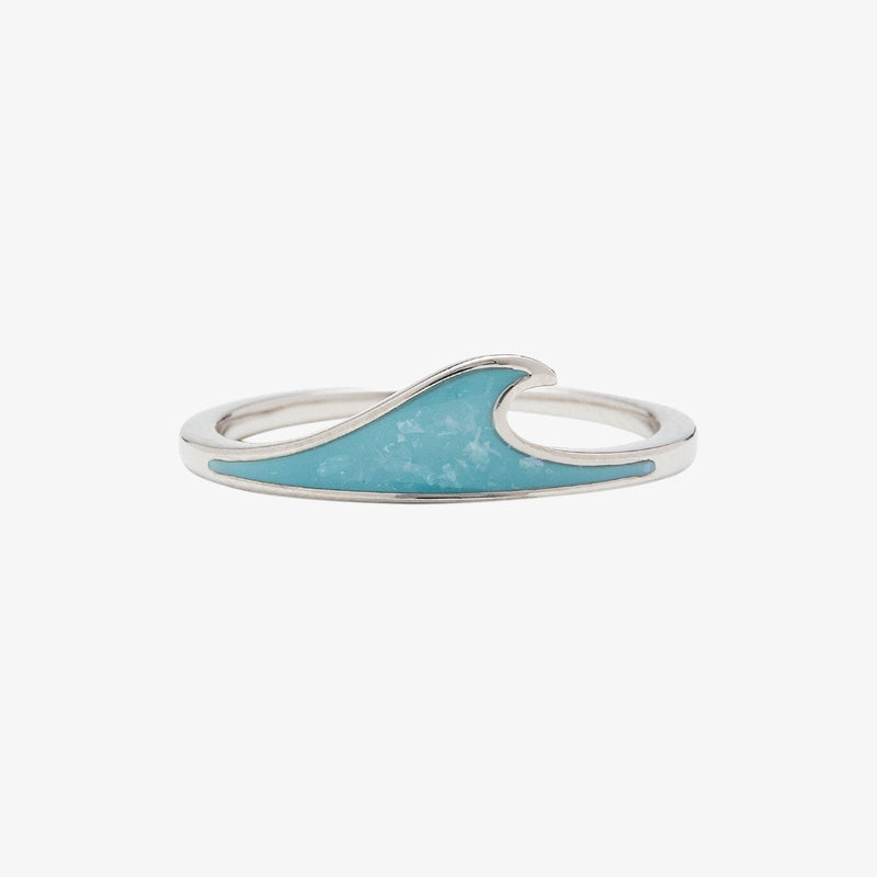 Wave Stacking Ring 1