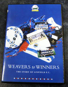 Weavers to Winners DVD