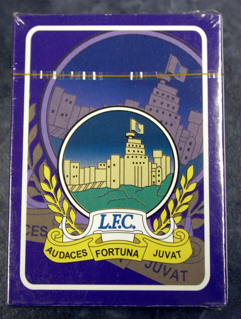Linfield Playing Cards