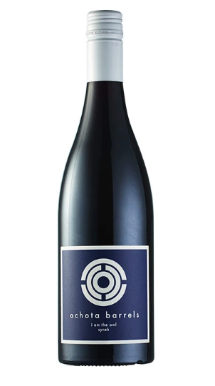 Ochota Barrels Adelaide Hills I am the Owl Syrah 2015