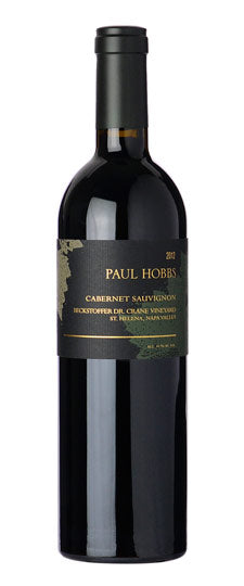 Paul Hobbs Beckstoffer Dr. Crane Vineyards St Helena Napa Valley