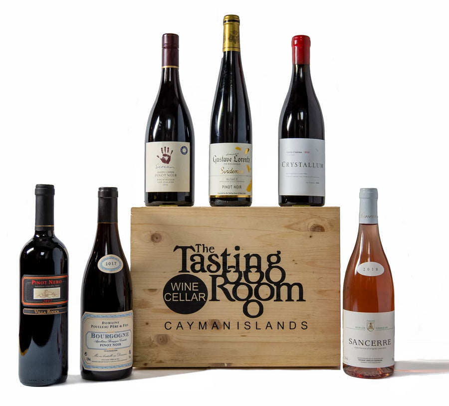Pinot Noir Discovery Box
