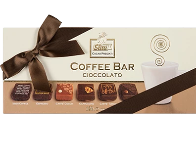Slitti Assorted Praline Coffee Bars