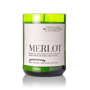 Merlot Vineyard Candles
