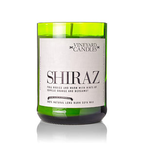 Shiraz Vineyard Candles