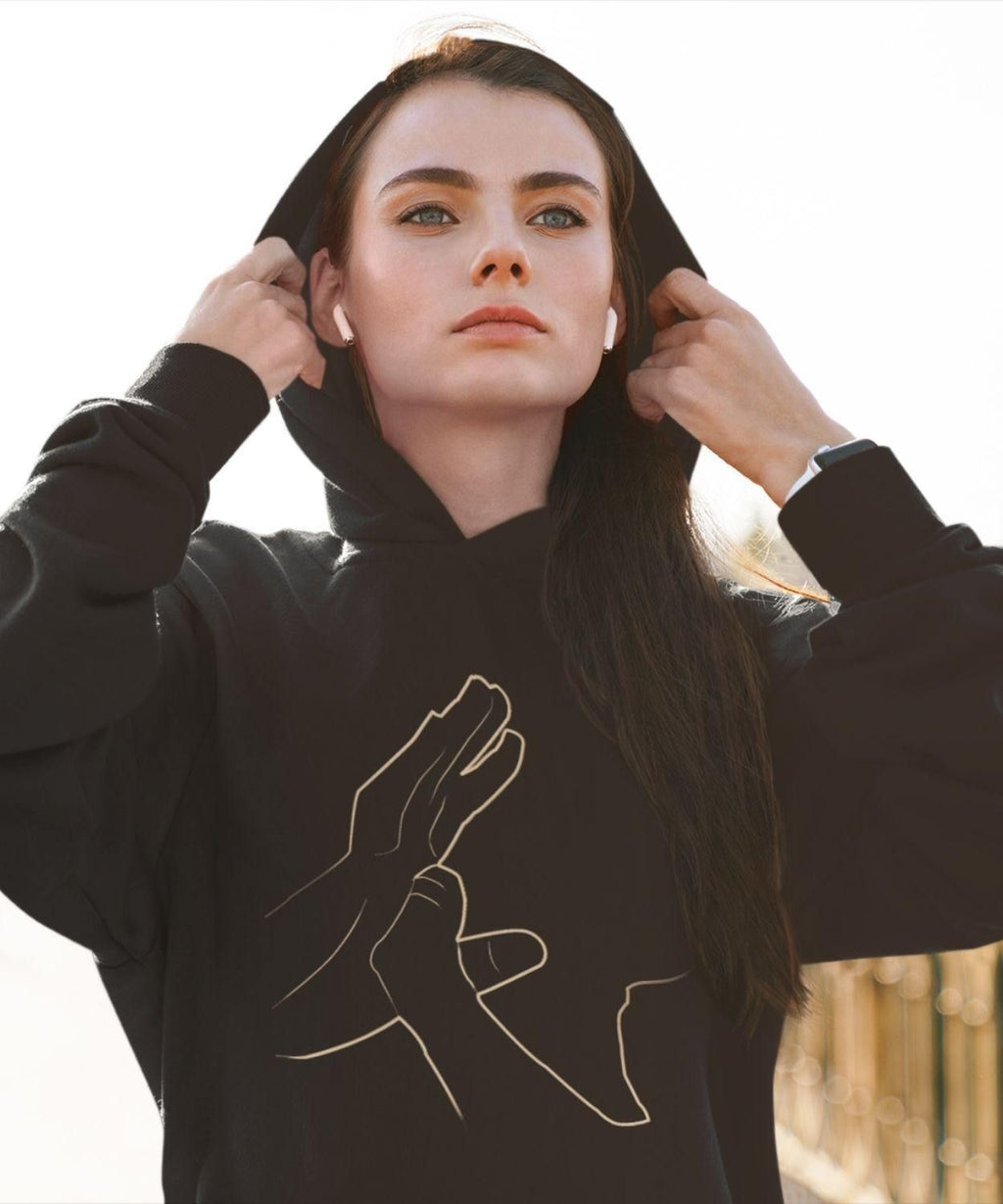 Hand and Paw | Organic Cotton Hoodie