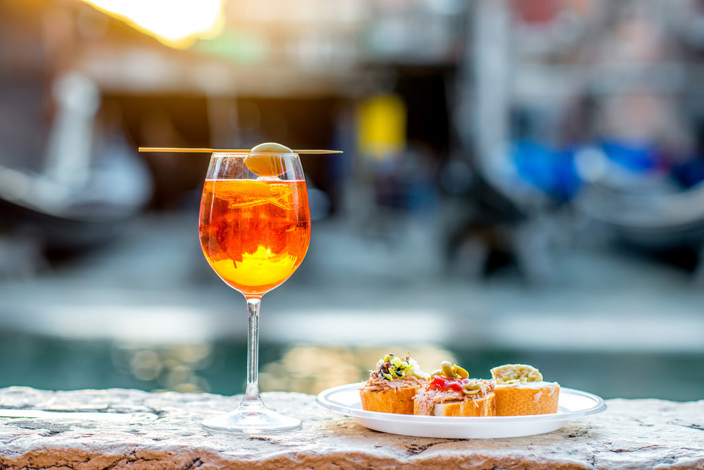 Bonieri Aperol Spritz Everything you need to know about the Spritz
