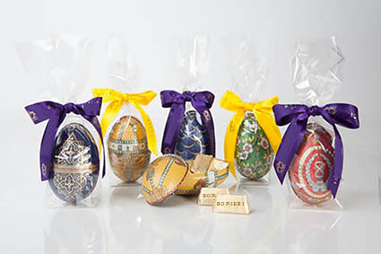 IMPERIAL EGG - Gianduiotti 90g