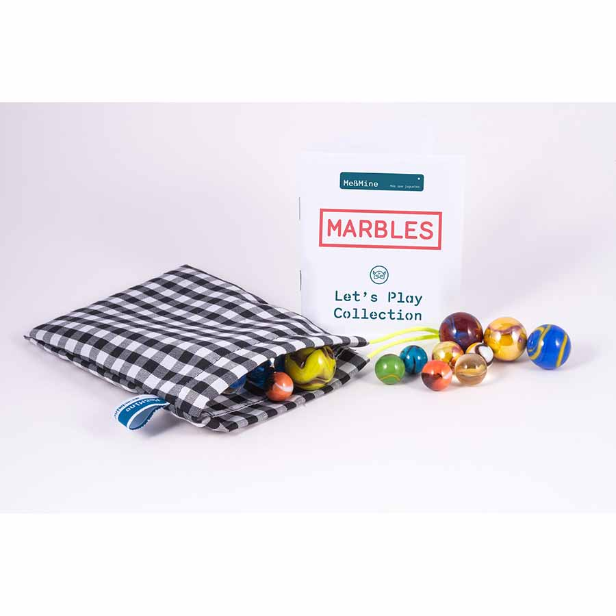 Toy . Marbles Set