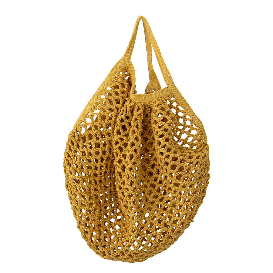 Storage . Shopping Bag - Yellow