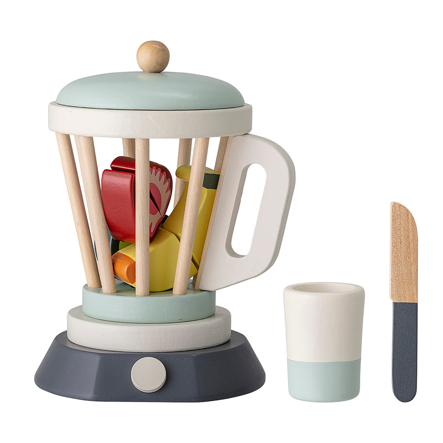 Toy . Wooden Blender - Kitchen Play