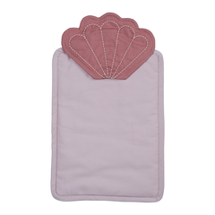 Doll Bedding . Organic Cotton - Shell