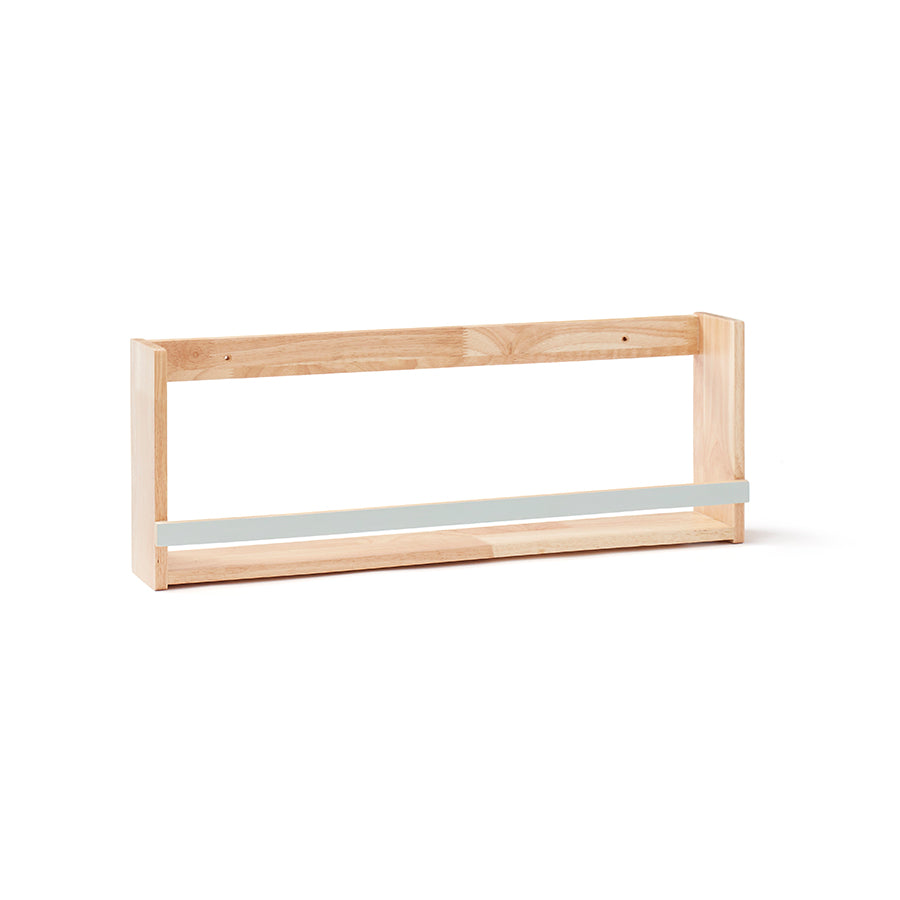 Shelf . Book / Display - Natural / Green