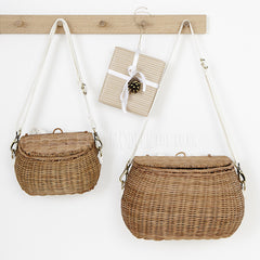 Storage . Small Bag / Mini Chari - Natural