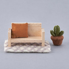 Dolls House Furniture . Holdie House - Living Room Set