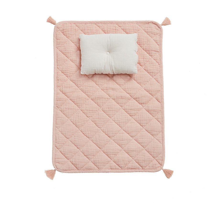 Toy . Strolley Bedding Set - Rose