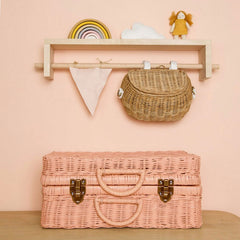 Storage . Toaty Trunk - Rose/Large