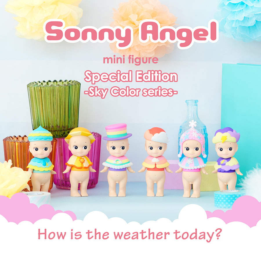 Toy . Sonny Angel - Ltd Edition Sky Series