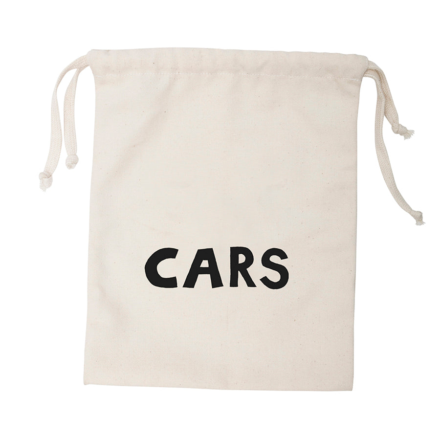 Storage . Cotton Bag - CARS / Small  sc 1 st  This Modern Life & Tellkiddo Cotton Storage Bag . CARS - Small u2013 This Modern Life