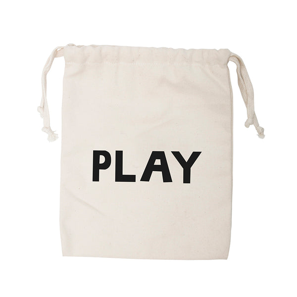 Storage . Cotton Bag - PLAY / Small