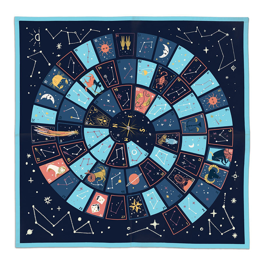 Board Game . Bandana / Zodiac Race