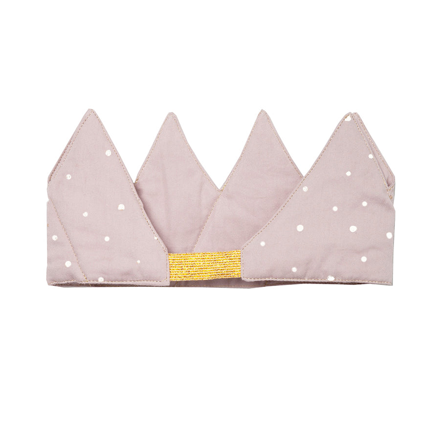 Toy . Dress Up Dreamy Crown - Mauve