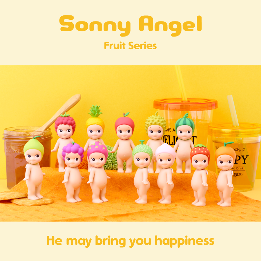 Toy . Sonny Angel - Fruit Series