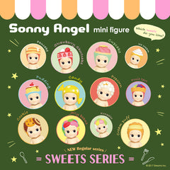 Toy . Sonny Angel - Sweet Series