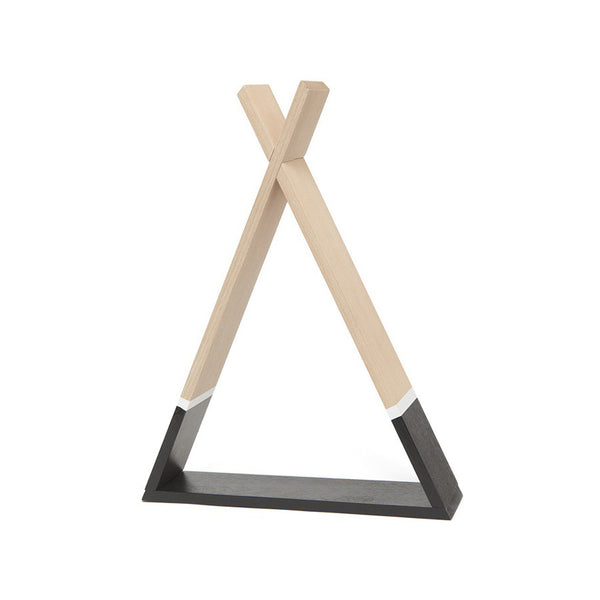 Shelf . Tipi - Black