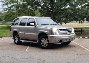 2001-06 (2nd Gen) Cadillac Escalade