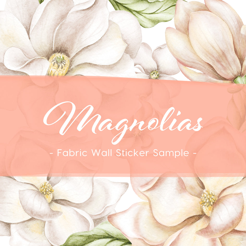 Magnolia Flowers SAMPLES