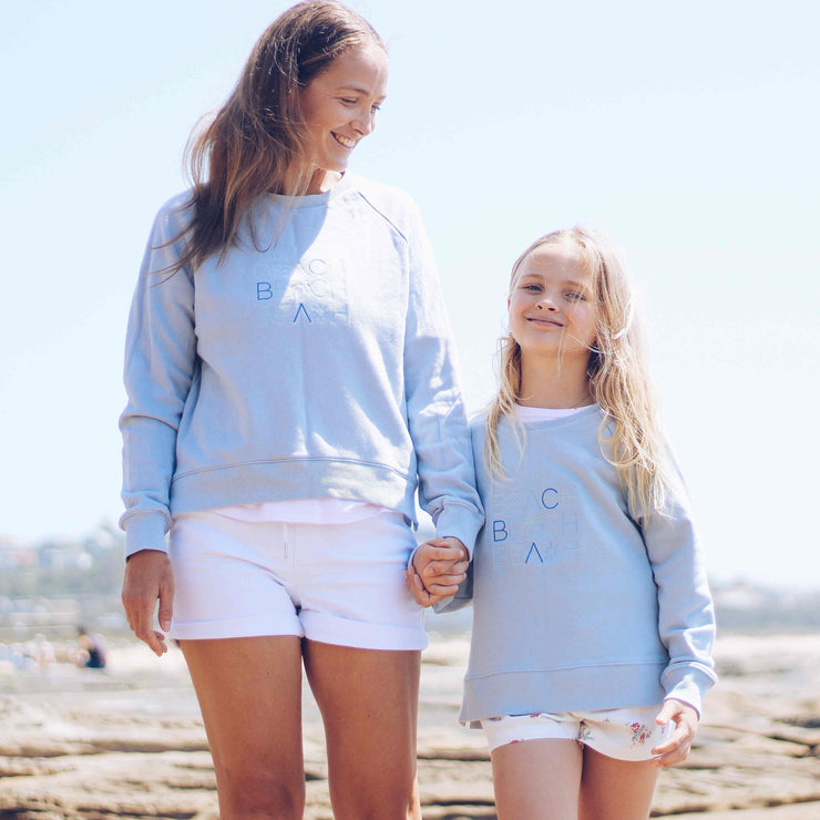 Girl's Beach Sweater - Branche Store