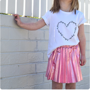Girls T-Shirt - Love Wins | Branche Online Store | Melbourne