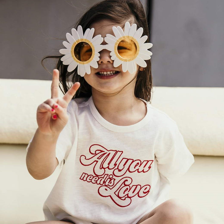 Girls T-Shirt - All you need is love | Branche Online Store | Melbourne