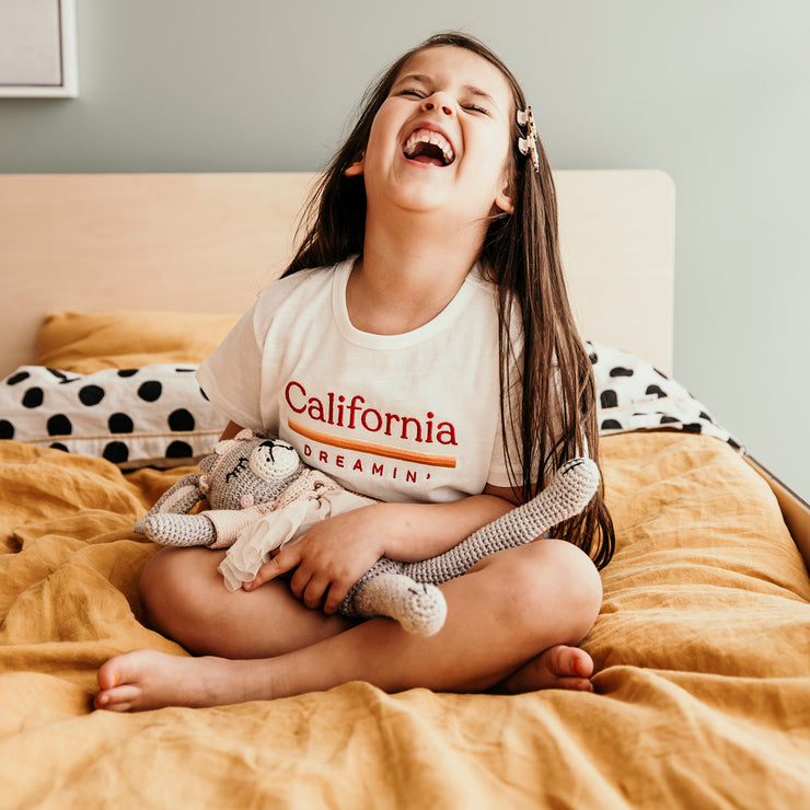 Girls T-Shirt - California Dreamin | Branche Online Store | Melbourne