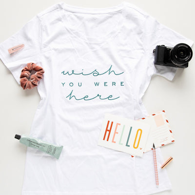 Wish you were here | Branche Online Store | Melbourne