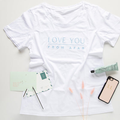 Love you from afar - Branche Store