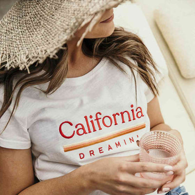 Women's T-Shirt - California Dreamin' - Branche Store