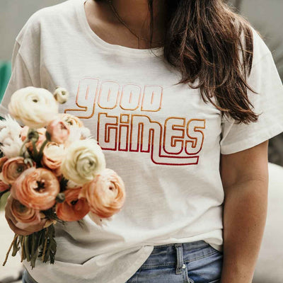 Women's T-Shirt - Good Times - Branche Store