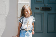 Girls T-Shirt - Set Sail - Branche Store