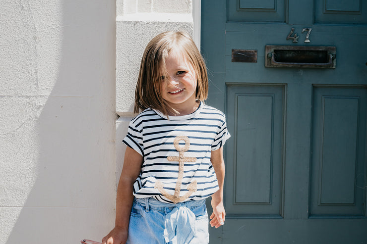 Girls T-Shirt - Set Sail | Branche Online Store | Melbourne