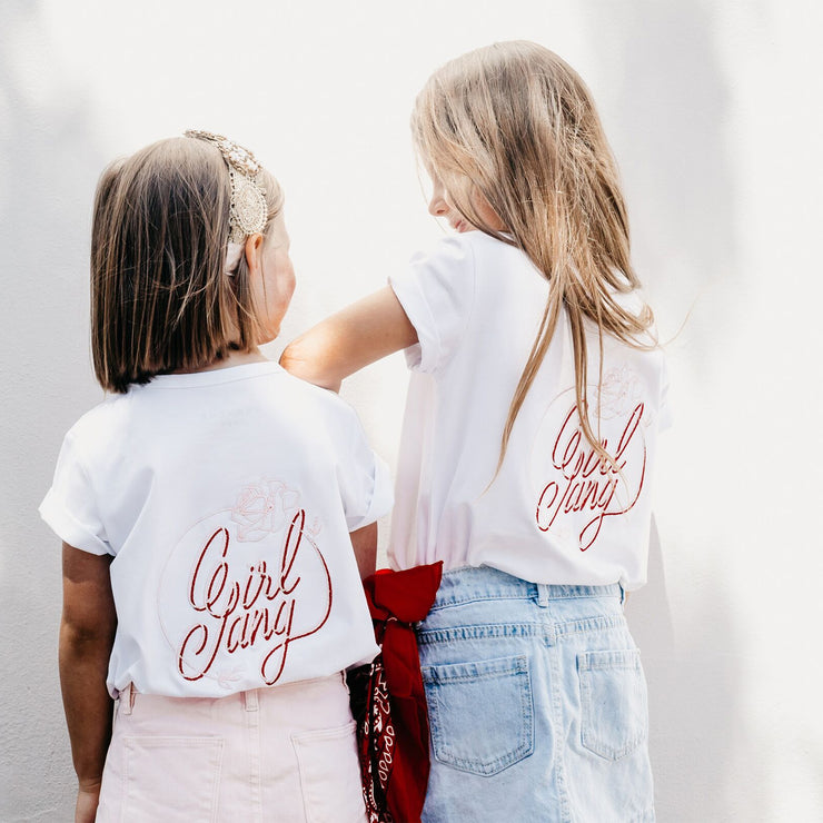 Girls T-Shirt - Girl Gang | Branche Online Store | Melbourne
