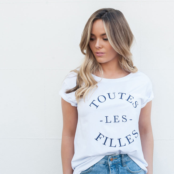 Women's T-Shirt - All The Girls | Branche Online Store | Melbourne