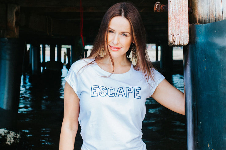 Women's T-Shirt - Escape | Branche Online Store | Melbourne